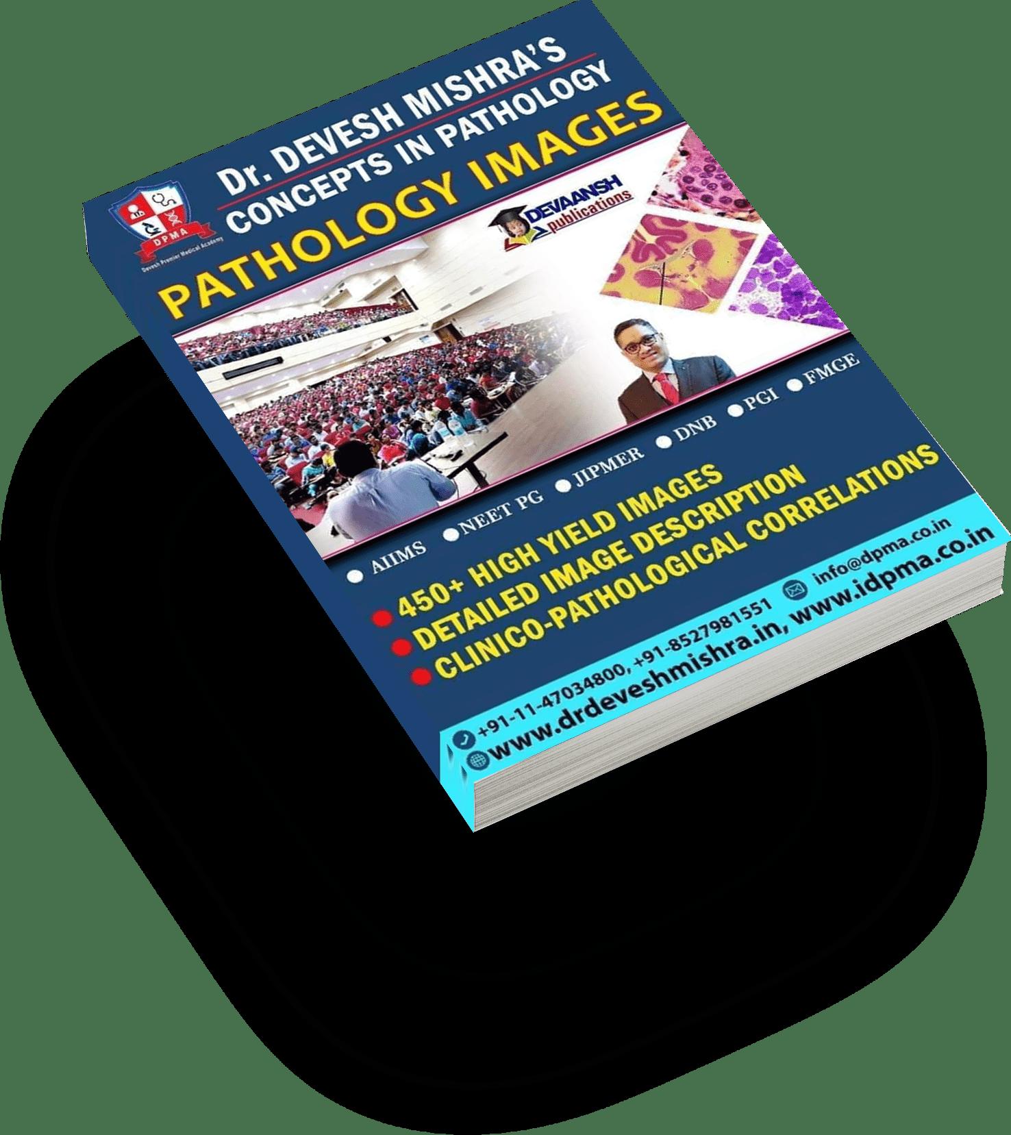 Devaansh Pathology Book